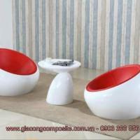 Bàn ghế composite giá rẻ tại HCM
