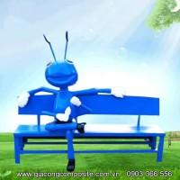 Ghế ngoài trời composite cao cấp