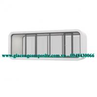 Đơn vị sản xuất nhà lắp ghép composite