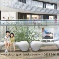 Ghế composite giá rẻ tại HCM