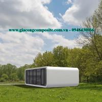 Nhà lắp ghép composite giá rẻ