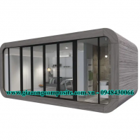 Nhà modul composite lắp sẵn