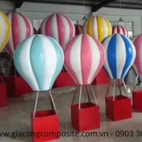 Sản xuất mô hình bằng nhựa composite tại HCM