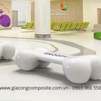 Xưởng sản xuất trực tiếp ghế composite tại HCM