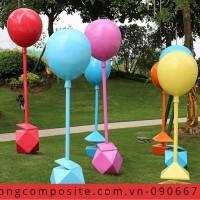 mô hình composite màu sắc