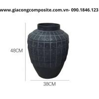 những địa chỉ uy tín sản xuất bồn hoa composite tại HCM