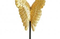 Mô hình đôi cánh vàng bằng nhựa composite trang trí siêu đẹp