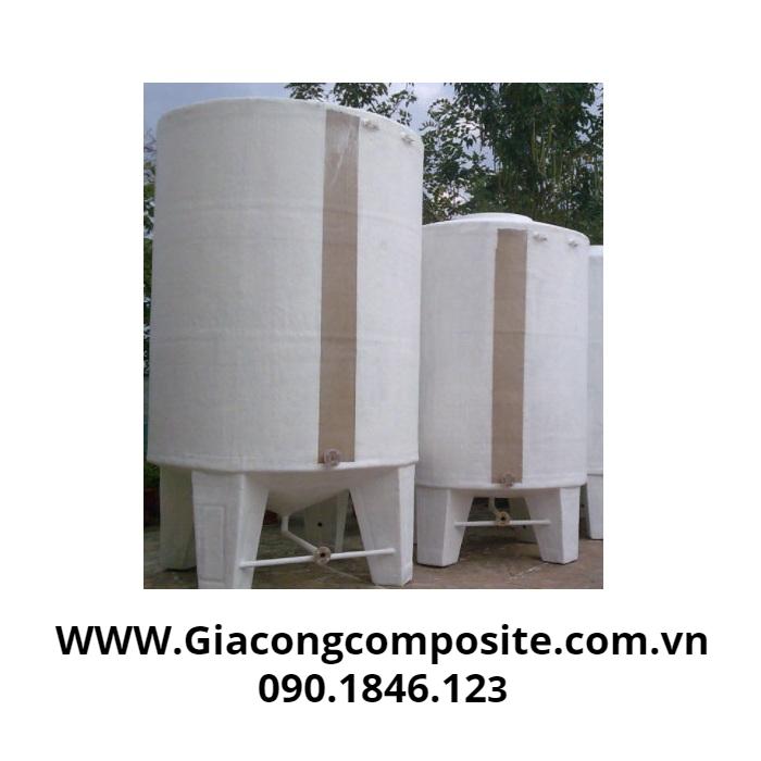Bồn composite giá rẻ tại TPHCM