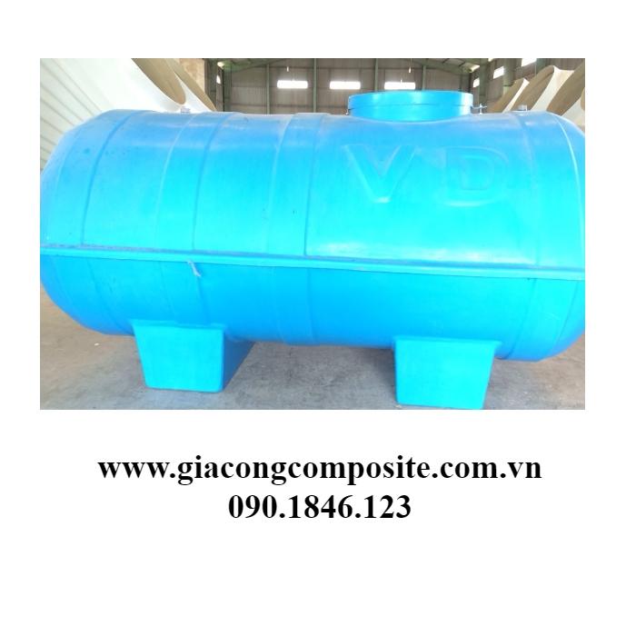 Cung cấp bồn composite theo yêu cầu giá rẻ tại HCM