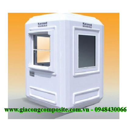 Nơi bán cabin bảo vệ composite
