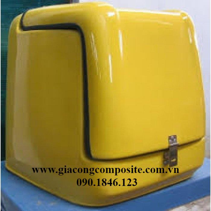 thùng chở hàng composite cao cấp tại HCM