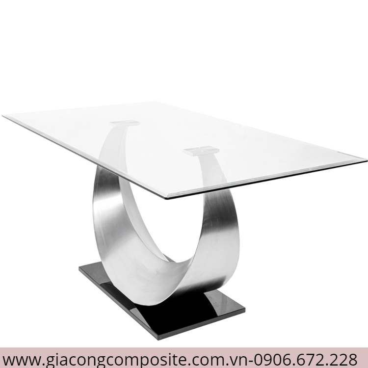 bàn ghế cafe khung sắt