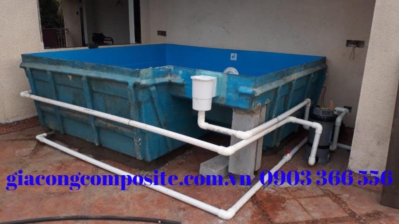 bể bơi composite đúc sẵn, giá bể bơi mini composite, giá bể bơi composit đúc sẵn, hồ bơi, bể bơi cho sân thượng, xưởng sản xuất hồ bơi composite tại HCM, xưởng sản xuất hồ bơi composite trực tiếp tại HCM, sản xuất hồ bơi composite theo yêu cầu, gia công mô hình composite tại HCM, những địa chỉ uy tín sản xuất hồ bơi composite tại HCM, hồ bơi composite giá rẻ tại HCM, bể bơi mini composite cao cấp, bể bơi mini composite đẹp,