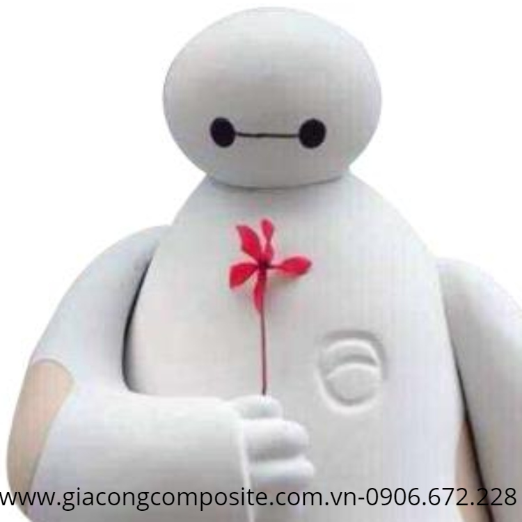 nhận làm mô hình composite theo yêu cầu