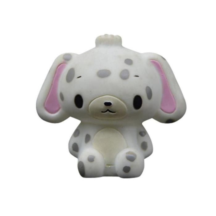 Bức tượng composite chú chó hoạt hình kích thước nhỏ
