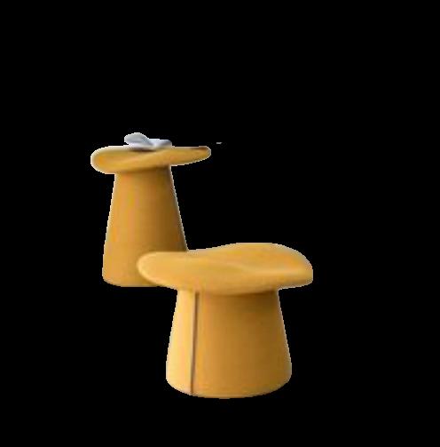Ghế composite phong cách châu âu